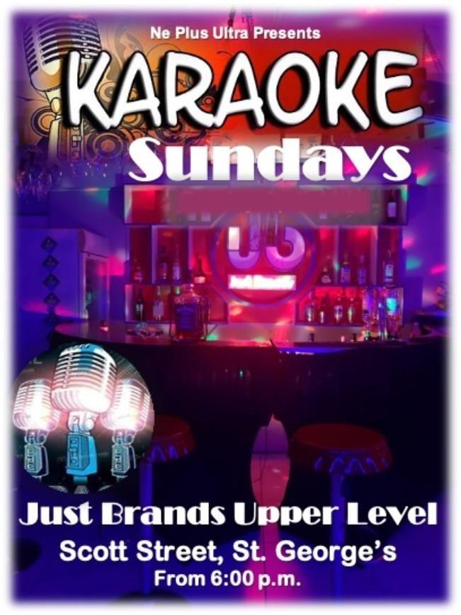 Karaoke Sundays
