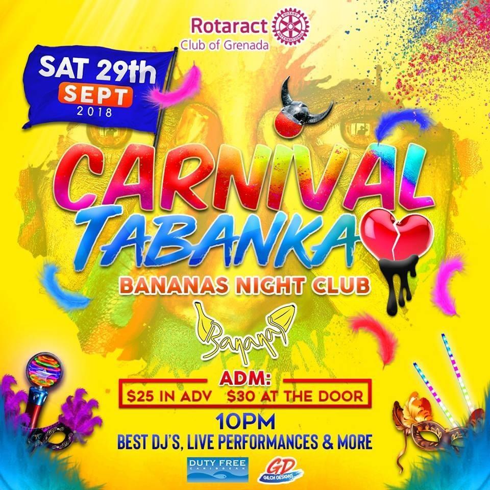 Carnival Tabanka