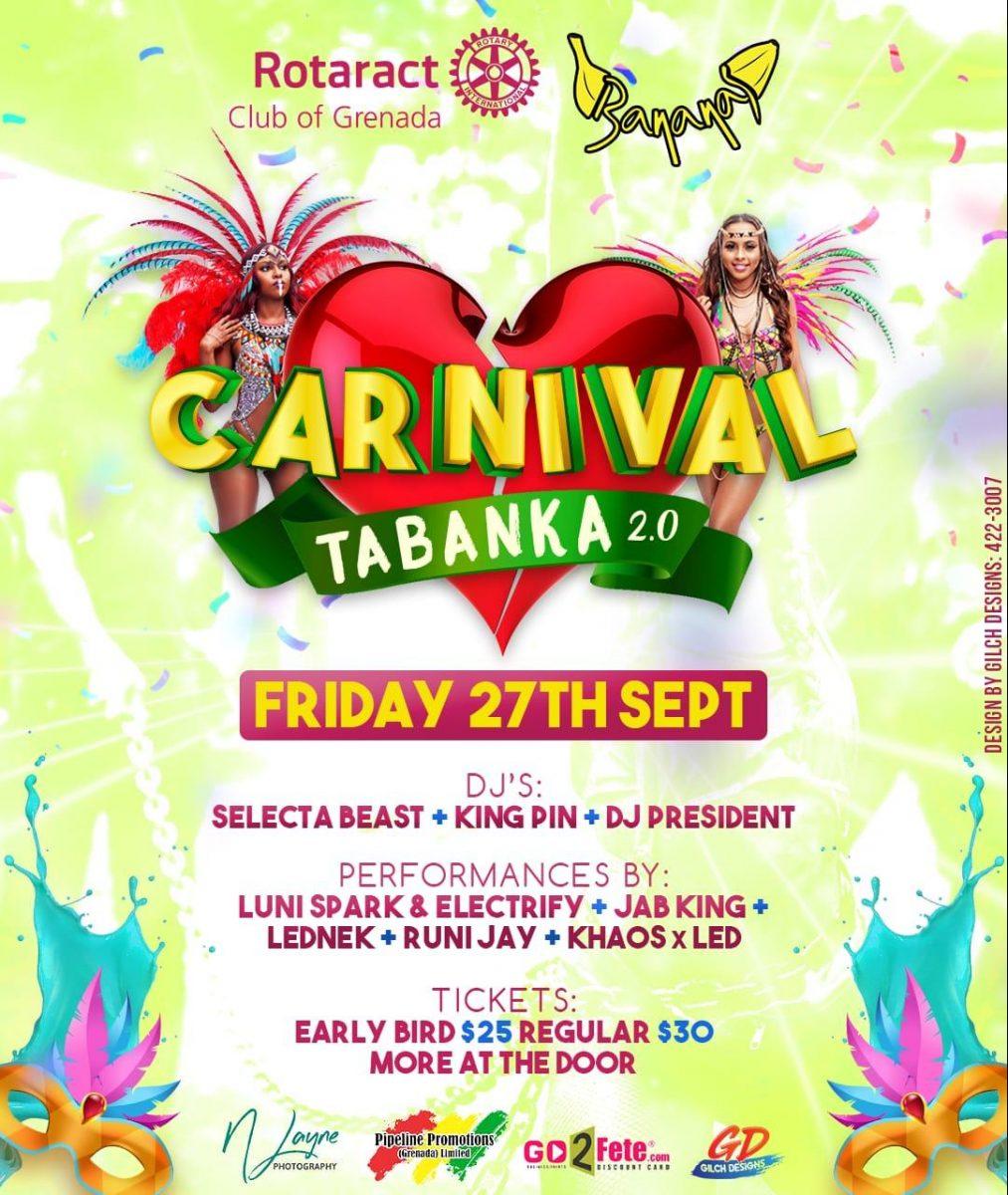 Carnival Tabanka 2.0