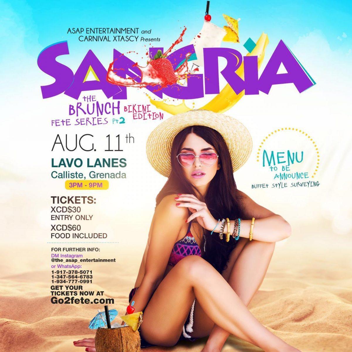 SANGRIA - The Brunch Fete Series P2