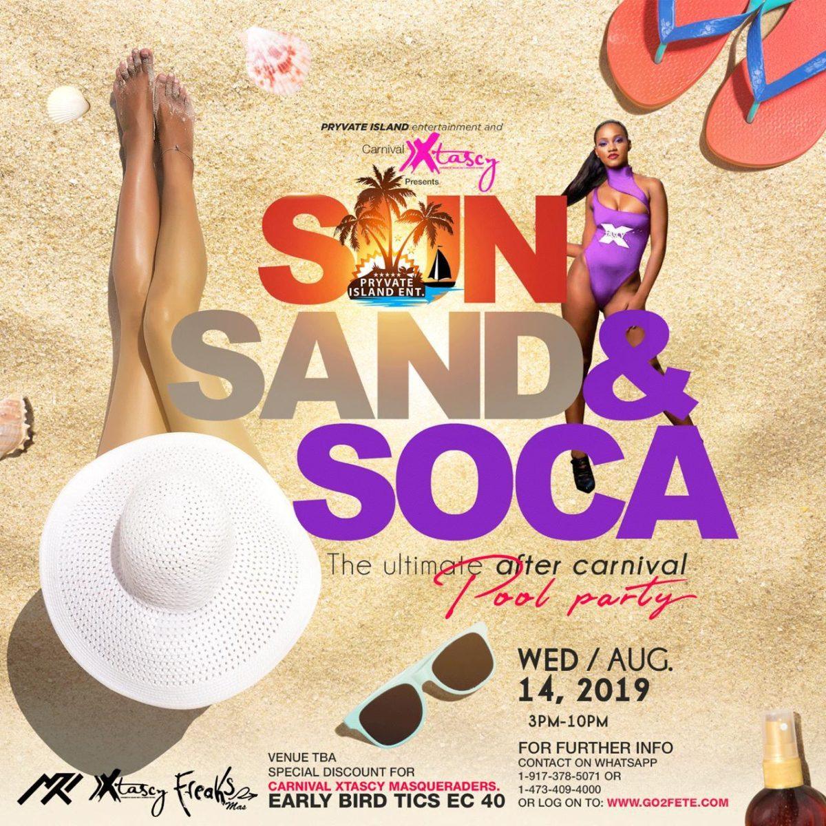 Sun Sand and Soca