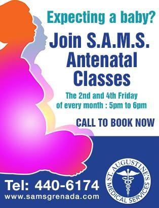 SAMS Antenatal Class