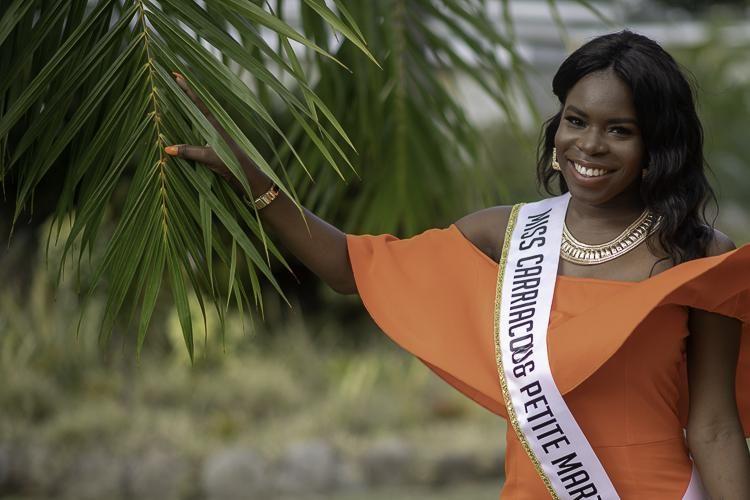 2019 Carnival Queen Ms. Carriacou & Petite Martinique – Chrisann Isaac
