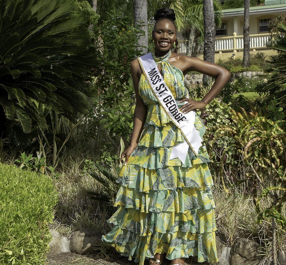 2019 Carnival Queen Ms. St. George – Karilyn Kirton