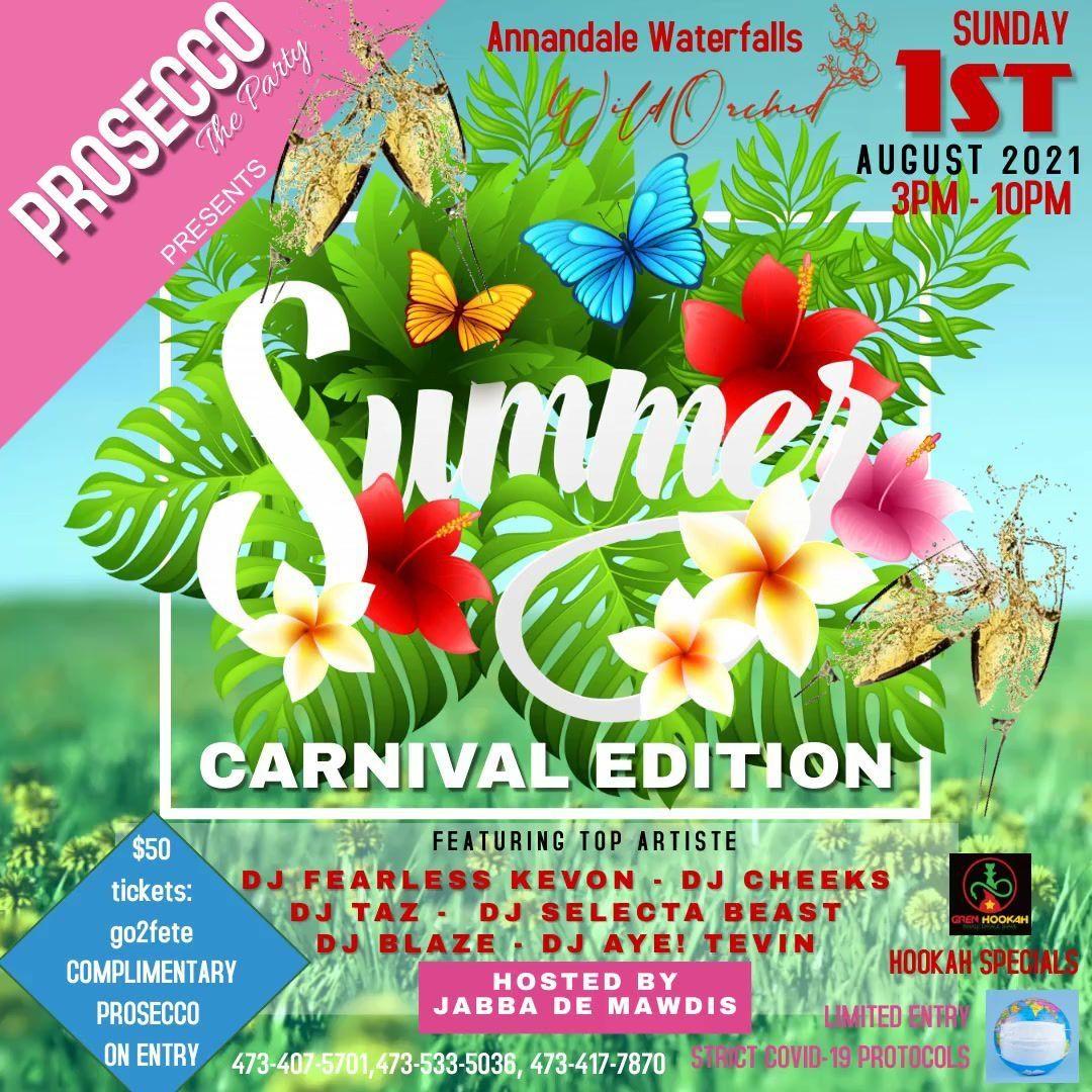 Prosecco - Summer Carnival Edition