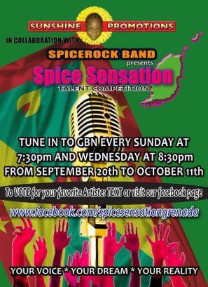 Spice Sensation Grenada