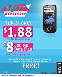 Wacky Wednesday Offer