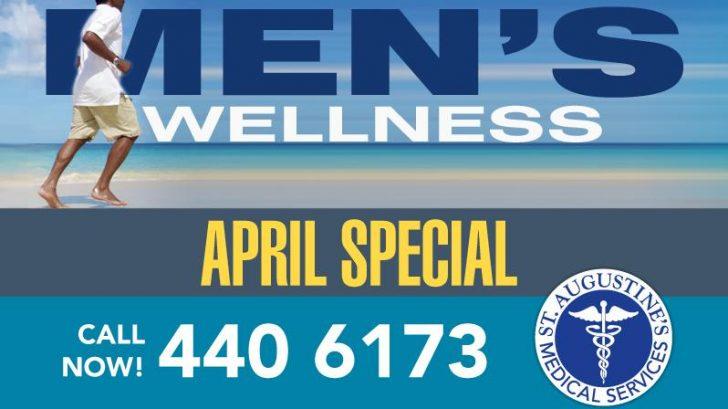 SAMS Men's Wellness - Call 440-6173