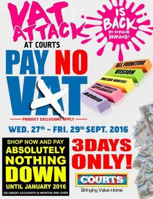 VAT Attack is Back