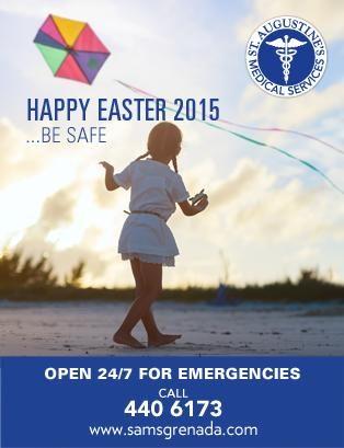 SAMS Easter 2015