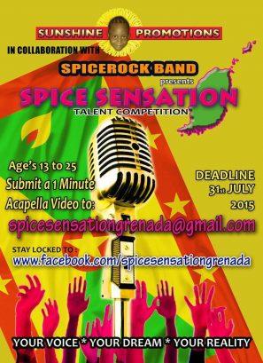 Spice Sensation - Register Now!
