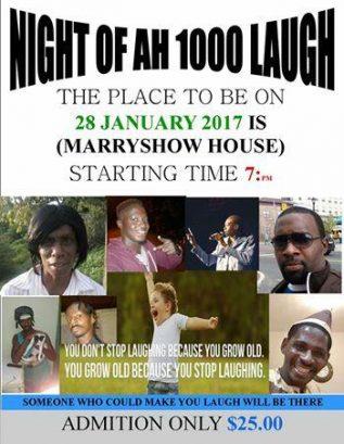 Night of 1000 Laugh