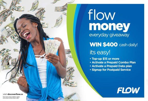 Flow Money Campaign