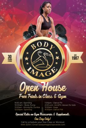 Open House 1st April