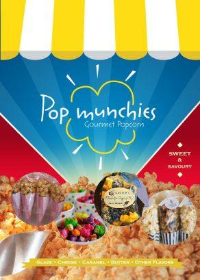 Pop Munchies - Gourmet Popcorn