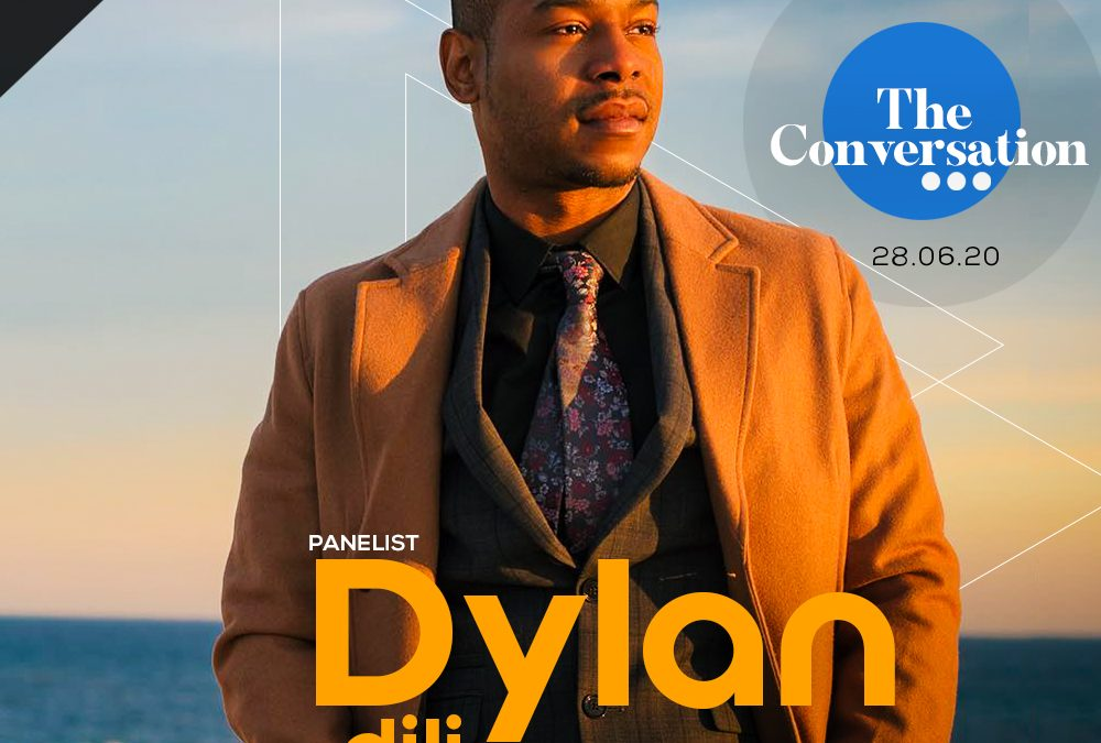 FOURTH AND FINAL PANELIST FOR THE CONVERSATION – DYLAN DILI