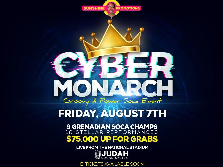 SUNSHINE PROMOTIONS PARTNERS WITH DIGICEL TO BRING A CYBER MONARCH