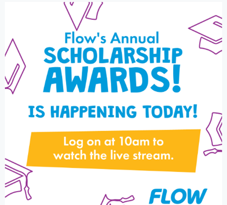 Flow Scholarship Awards
